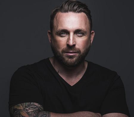 Canadian Recording Artist Johnny Reid